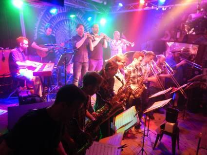 The Shrine Big Band