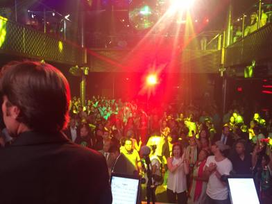 Stage48 with Banda Nueva York