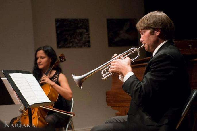 Silver Spruce Trio @ the Cell