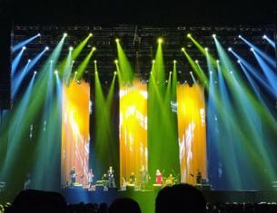 Taipei Arena with Broadway Stars